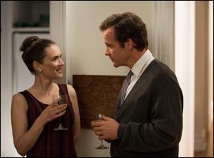 "Winona Ryder and Peter Sarsgaard in ""Experimenter"""