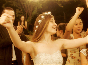 "A scene from Deniz Gamze Erguven's ""Mustang"""