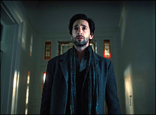 "Adrien Brody in ""Backtrack"""