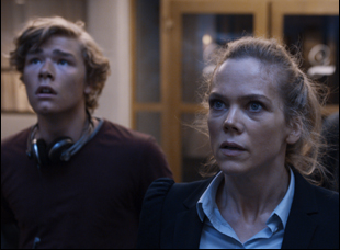 "Ane Dahl Torp in ""The Wave"""