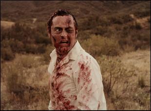 "Graham Skipper in ""Carnage Park"""