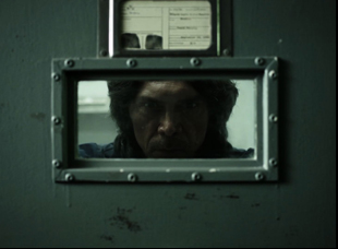 "Lou Diamond Phillips in ""The Night Stalker"""