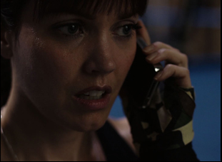 "Bellamy Young in ""The Night Stalker"""