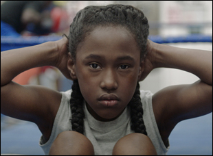 "Royalty Hightower in ""The Fits"""