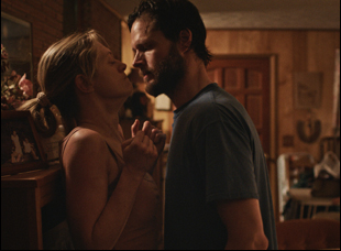 "Marin Ireland and Michael Abbott Jr. in ""In the Radiant City"""