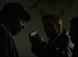 "Joe Anderson in Darren Lynn Bousman's ""Abattoir"""