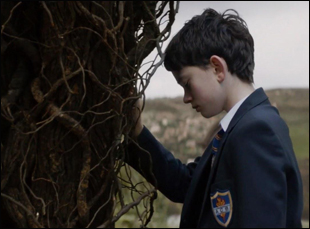 """Lewis MacDougall in """"A Monster Calls"""""""