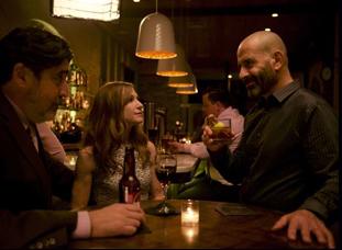 "Alfred Molina, Holly Hunter and Tony Shalhoub in ""Breakable You"""