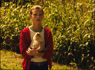 "Peyton Kennedy in ""American Fable"""