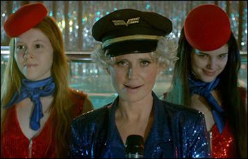 "Marta Mazurek, Kinga Preis and Michalina Olszanska in ""The Lure"""