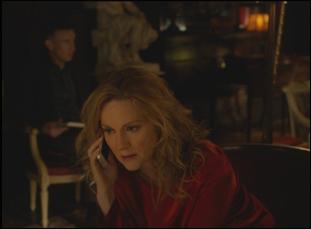 """Laura Linney in """"The Dinner"""""""