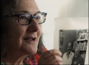 "Elsa Dorfman in ""The B-Side"""