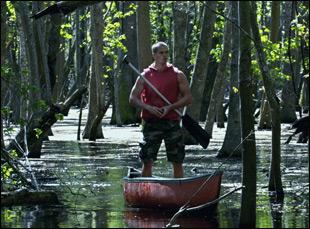 """Mitchell Slaggert in """"Moss"""""""