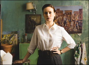 "Brie Larson in ""The Glass Castle"""