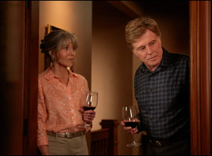 "Jane Fonda and Robert Redford in ""Our Souls at Night"""