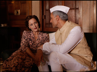 "Gillian Anderson in ""Viceroy's House"""