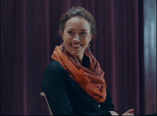 "Rebecca Spence in ""Princess Cyd"""
