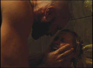"Pablo Schreiber and Eliza Taylor in ""Thumper"""