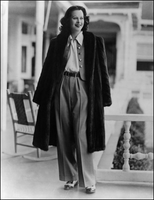 """Hedy Lamarr in """"Bombshell"""""""