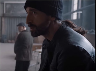 "Adrien Brody in ""Bullet Head"""