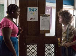 """Nena Daniels and Kira McLean in """"Permanent"""""""