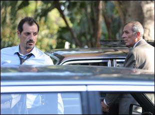 """Adel Karam and Kamel El Basha in """"The Insult"""""""