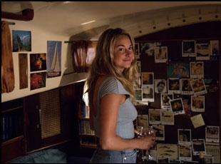 "Shailene Woodley in ""Adrift"""