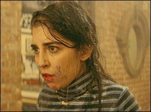 """Annabelle Attanasio in """"Frankie Keeps Talking"""""""