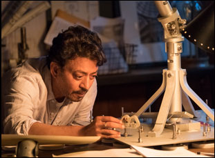 "Irrfan Khan in ""Puzzle"""
