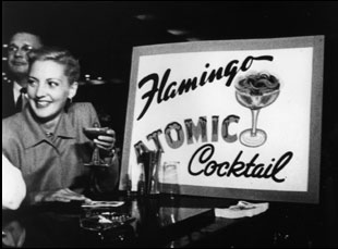 """A scene from Kevin Rafferty, Pierce Rafferty and Jayne Loader's """"The Atomic Cafe"""""""