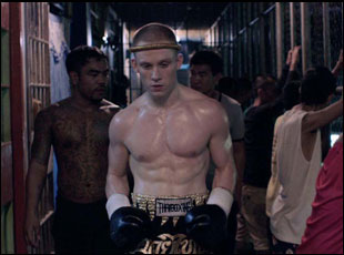 "Joe Cole in ""A Prayer Before Dawn"""