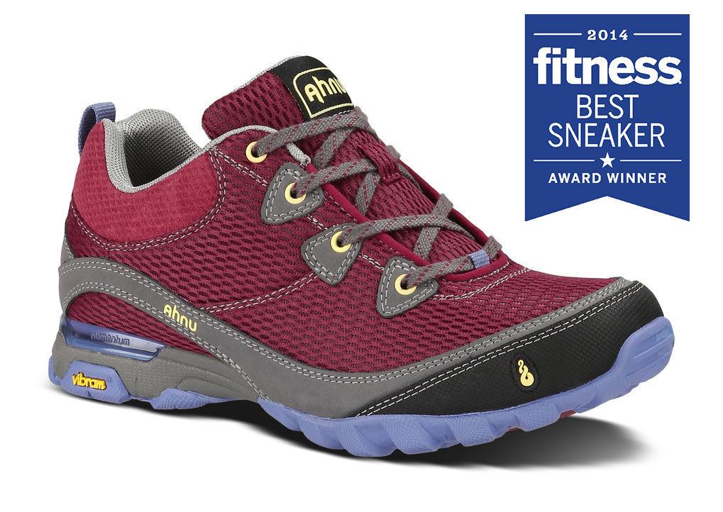 Ahnu Women S Sugarpine Air Mesh Hiking Shoe Review