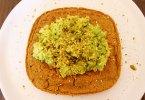 pan-fried gluten-free bread