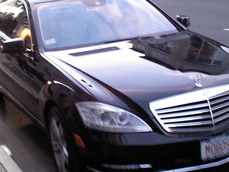 Luxury livery car service