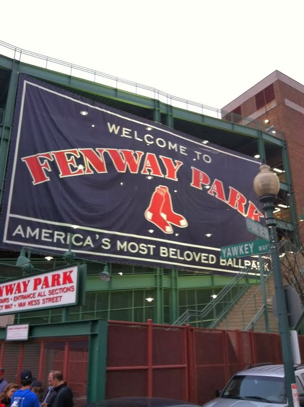 Red Sox over Fenway