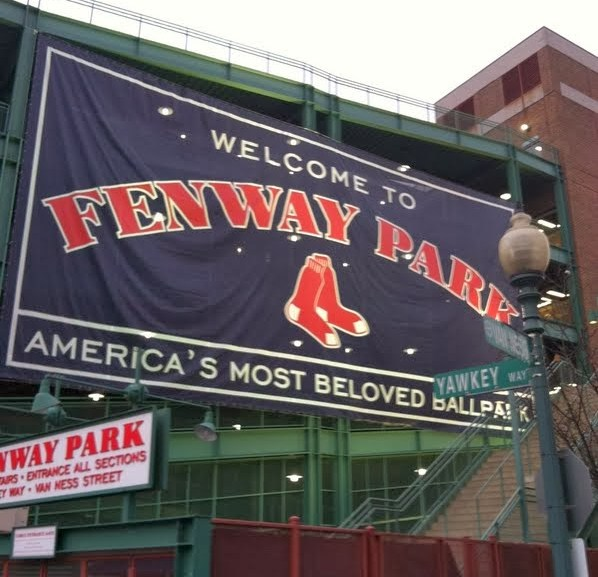 Fenway Park's green monster makes way for 550 high rise apartments and retail cash cows.