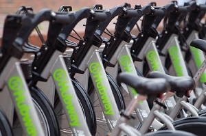 Hubway Bike Boston