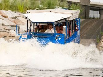Discounted Boston Duck Boat Tour Ticket sale