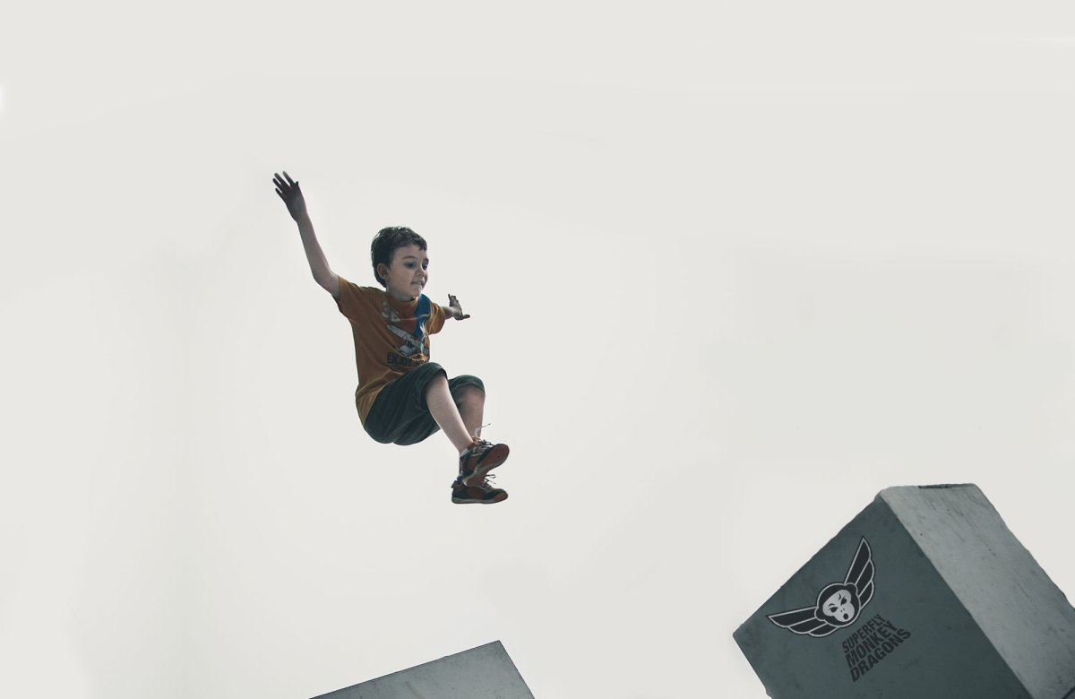 Parkour Family (Kids)