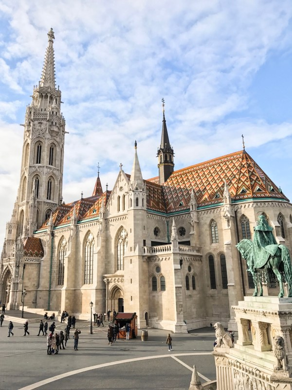 budapest chiesa mattia ungheria