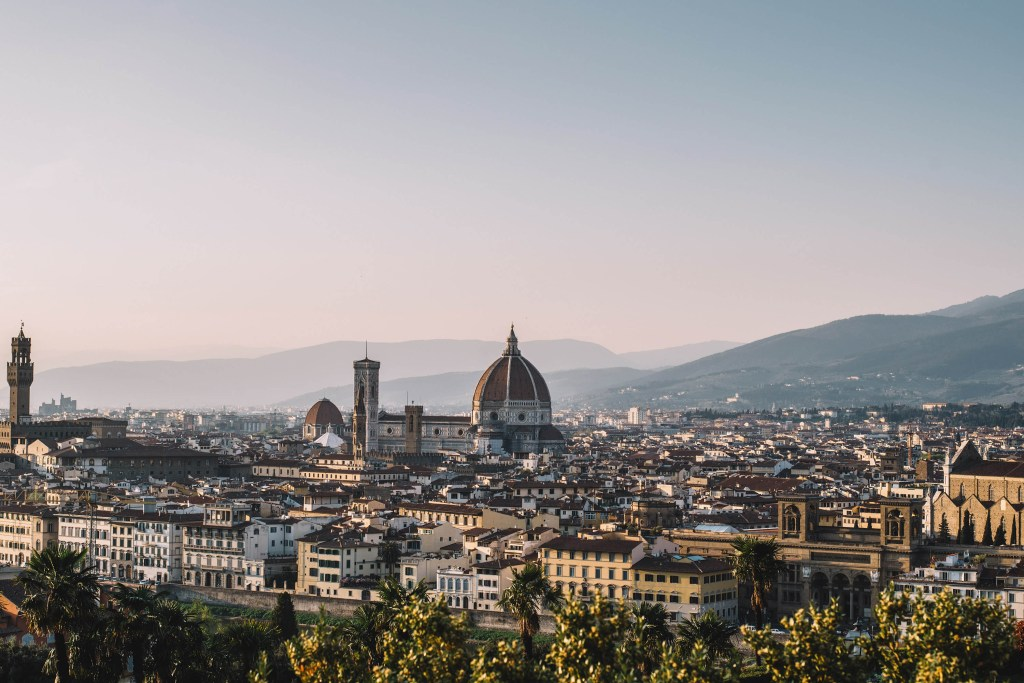 30 ore firenze blog di viaggi move4ward blogger italia toscana panorama visita idee weekend
