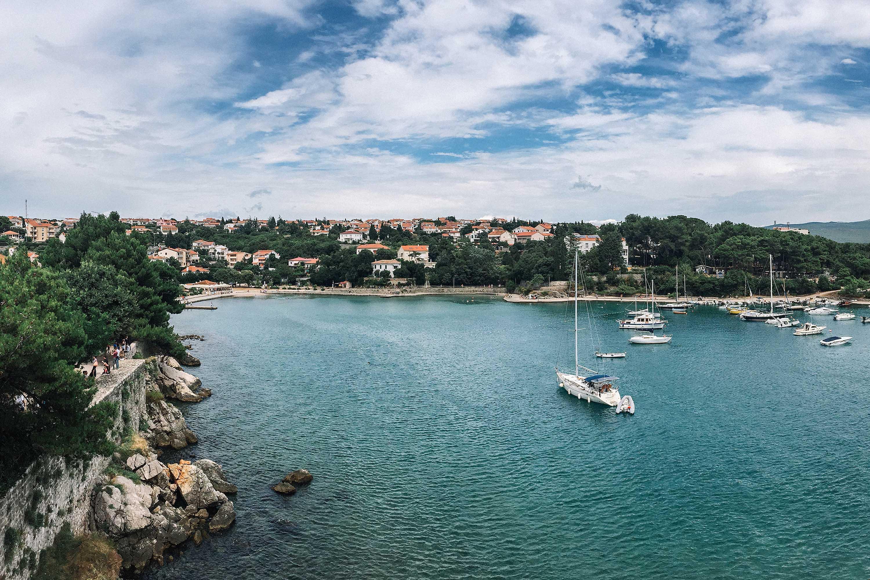 travel blog vacanze sull'isola di krk