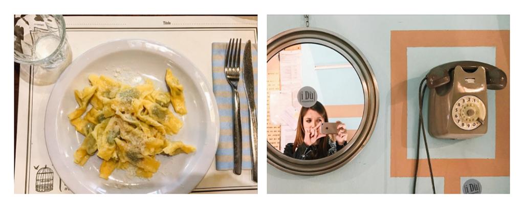 du de la contrada brescia cucina tipica dove mangiare food blogger consigli