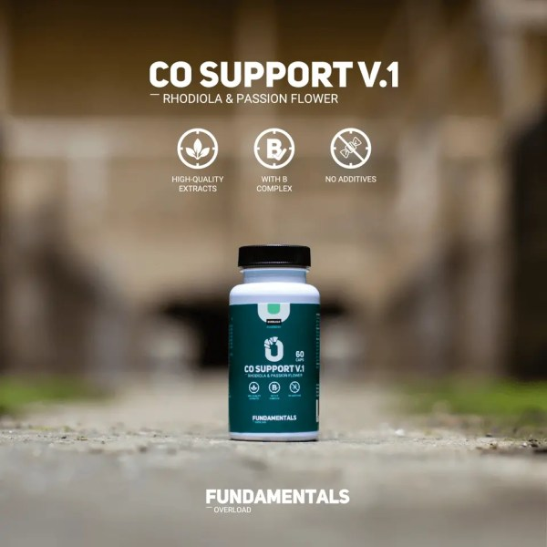 Fundamentals CO-Support V1 Rhodiola & Passiebloem