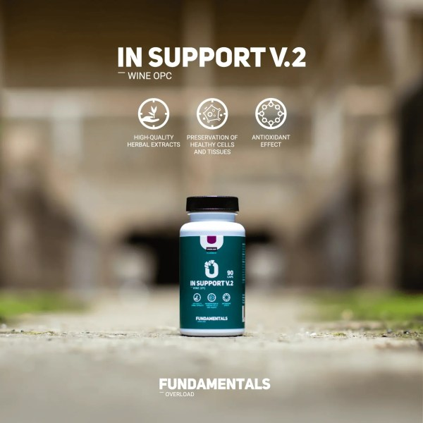 Fundamentals IN-Support V2 Wine OPC