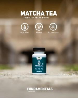 Fundamentals Matcha-Tea