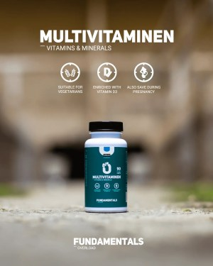 Fundamentals Multivitaminen en Mineralen