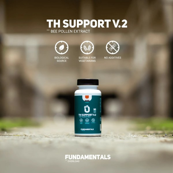 Fundamentals TH-Support V2 Bijen Pollen Extract