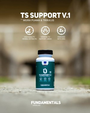 Fundamentals TS-Support V1 Tribulus Terrestris & Muira Puam