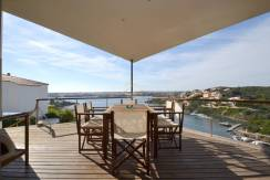 Cala Llonga villa for sale with stunning views